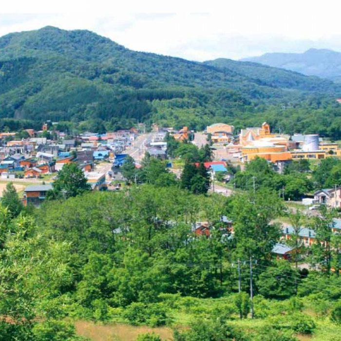 西興部村 様